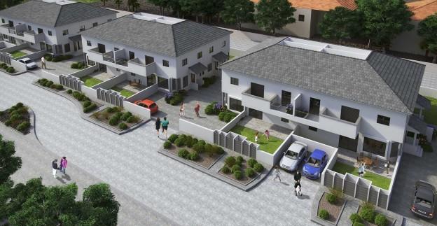 פרויקט בית עם גינה